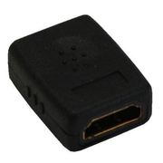InLine 17600G cable gender changer 19-pin 2x 19-pin Black