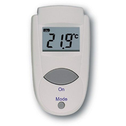 TFA-Dostmann 31.1108 handheld thermometer White F, °C -33 - 220 °C Built-in display