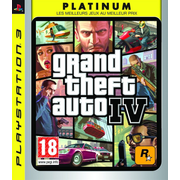 Take-Two Interactive Grand Theft Auto IV PlayStation 3