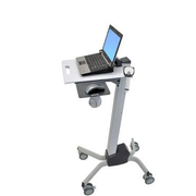 Ergotron Neo-Flex Laptop Cart Computertisch Grau