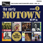 Early Motown EPs, Vol. 2