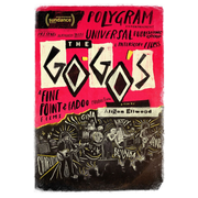 The Go-Go's Documentary (Blu-Ray+DVD)