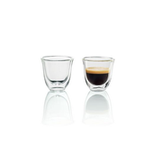 DeLonghi 5513214591, Transparent, Glass, 2 pc(s), Clear