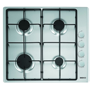Beko HIZG 64120 SX Stainless steel Built-in Gas 4 zone(s)