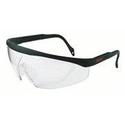 Bosch Safety Goggles Plastic Black