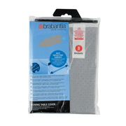 Brabantia 317705 ironing board cover Silicone Grey