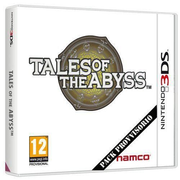 BANDAI NAMCO Entertainment Tales of the Abyss English Nintendo 3DS