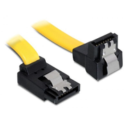 DeLOCK 0.2m SATA M/M SATA cable Yellow