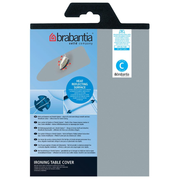 Brabantia 136702 ironing board cover Silicone Grey