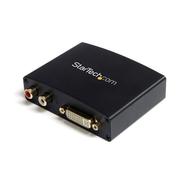 StarTech.com DVI to HDMI® Video Converter with Audio