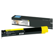 Lexmark C950X2YG toner cartridge 1 pc(s) Original Yellow