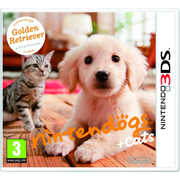 Nintendo nintendogs + cats: Golden Retriever & New Friends English Nintendo 3DS