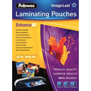 Fellowes ImageLast A5 80 Micron Laminating Pouch - 25 pack