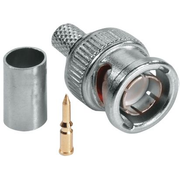 ABUS TVAC40600 wire connector BNC Silver