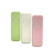 Macally iPod shuffle protection sleeve