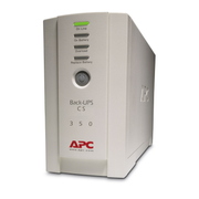 APC Back-UPS Standby (Offline) 0.35 kVA 210 W 4 AC outlet(s)