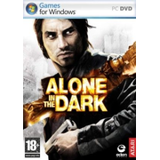 Atari Alone in the Dark Near PC German