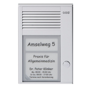 Auerswald TFS-Dialog 201 security access control system 0.02 - 0.05 MHz
