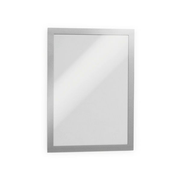 Durable DURAFRAME magnetic frame A4 Silver