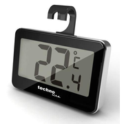 Technoline WS 7012 kitchen appliance thermometer Electronic environment thermometer Black