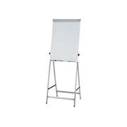 MAUL Flipchart Functional magnetic board Steel 700 x 1000 mm Silver