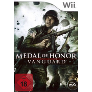 Software Pyramide Medal of Honor - Vanguard Wii