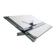 Rotring S0213920 drawing board A2 (420x594 mm) Grey, White