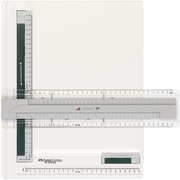 Faber-Castell Zeichenplatte A4 TK-SYSTEM drawing board A4 (210x297 mm) White