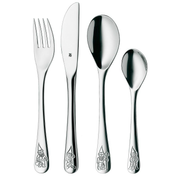 WMF Zwerge flatware set 4 pc(s) Stainless steel
