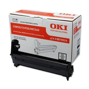 OKI Black image drum for C5850/5950 Original