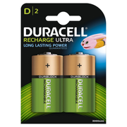 Duracell 5000394055995 household battery Rechargeable battery Nickel-Metal Hydride (NiMH)