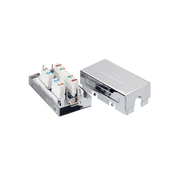 Equip Cat.6 Shielded Junction Box