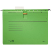 Leitz ALPHA Hanging File Folders hanging folder A4