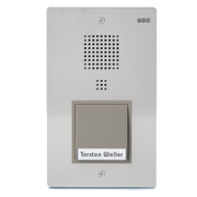 Auerswald TFS-Dialog 301 security access control system 0.02 - 0.05 MHz