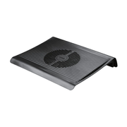 Xilence M200 notebook cooling pad Black