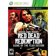 Jack of All Games Red Dead Redemption: Game of the Year Edition, Xbox 360 Englisch