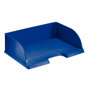 Leitz 52190035, Polystyrene, Blue, A4, Letter, Note, Paper, 363 x 273 x 103 mm, 400 g