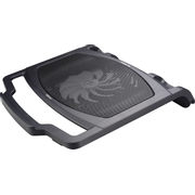 """Tacens Opimus notebook cooling pad 39.1 cm (15.4"""") Black"""