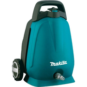 Makita HW102 pressure washer Compact Electric 360 l/h 1300 W Black, Turquoise