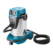 Makita VC3210LX1 dust extractor Blue, Silver