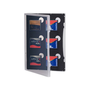 Gepe Card Safe Store CF Transparent