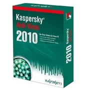 Kaspersky Lab Anti-Virus 2010 German