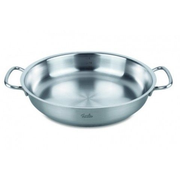 Fissler 084-358-28-100, 3.7 L, Round, Stainless steel, Stainless steel, Stainless steel, Stainless steel