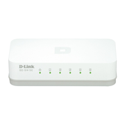 D-Link GO-SW-5E/E network switch Unmanaged Fast Ethernet (10/100) White