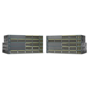 Cisco Catalyst WS-C2960+48TC-S network switch Managed L2 Fast Ethernet (10/100) Black