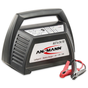 Ansmann ALCT6-24/10 vehicle battery charger 6/12/24 V Black