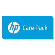 Hewlett Packard Enterprise 1 year PW Next Business Day with Defective Media Retention B6200 24TB UPG Kit FC Service