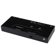 StarTech.com 2X2 HDMI Matrix Switch w/ Automatic and Priority Switching – 1080p
