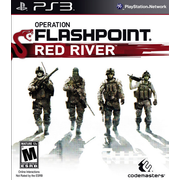 Codemasters Operation Flashpoint: Red River, PS3 PlayStation 3