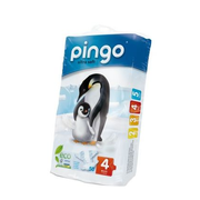 Pingo PI_0402 disposable diaper Boy/Girl 4 50 pc(s)